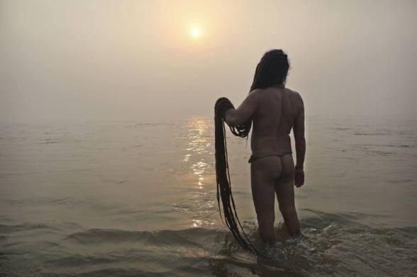 India. Rituale indu'  Kumbh Mela