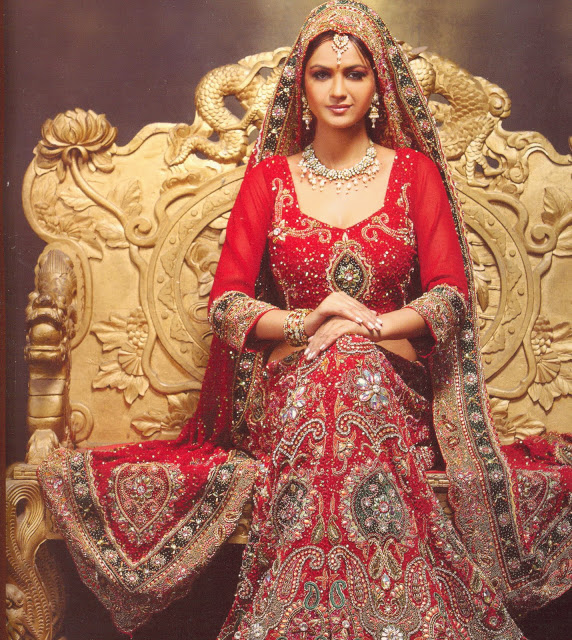 Pakistani-and-Indian-bridal-dresses