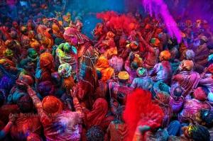 Holi, The Festival of Colors, India