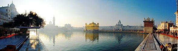 bello tempio oro