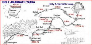 Amarnath_Yatra_Route