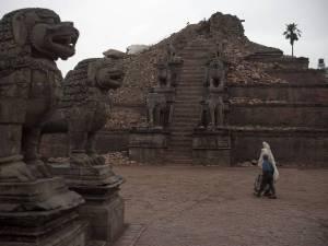 Bhaktapur templ