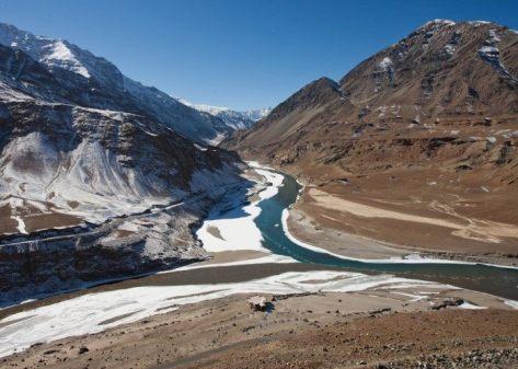 Ladakh road