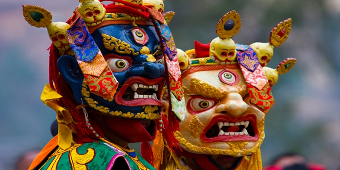 festival-in-bhutan