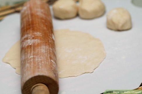 Make-Chapati