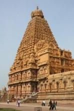 Thanjavur, Brihadishwara Temple
