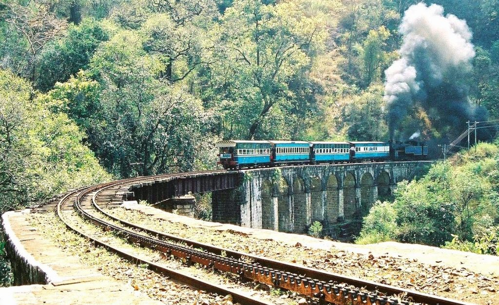 Simla-Shimla-Kalka-Toy-Train