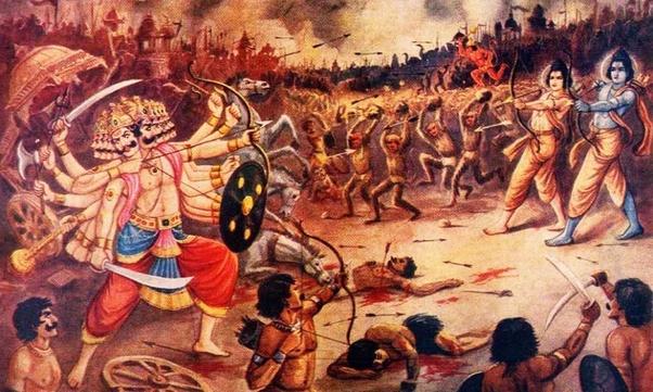 ramayana-hanuman-ravana